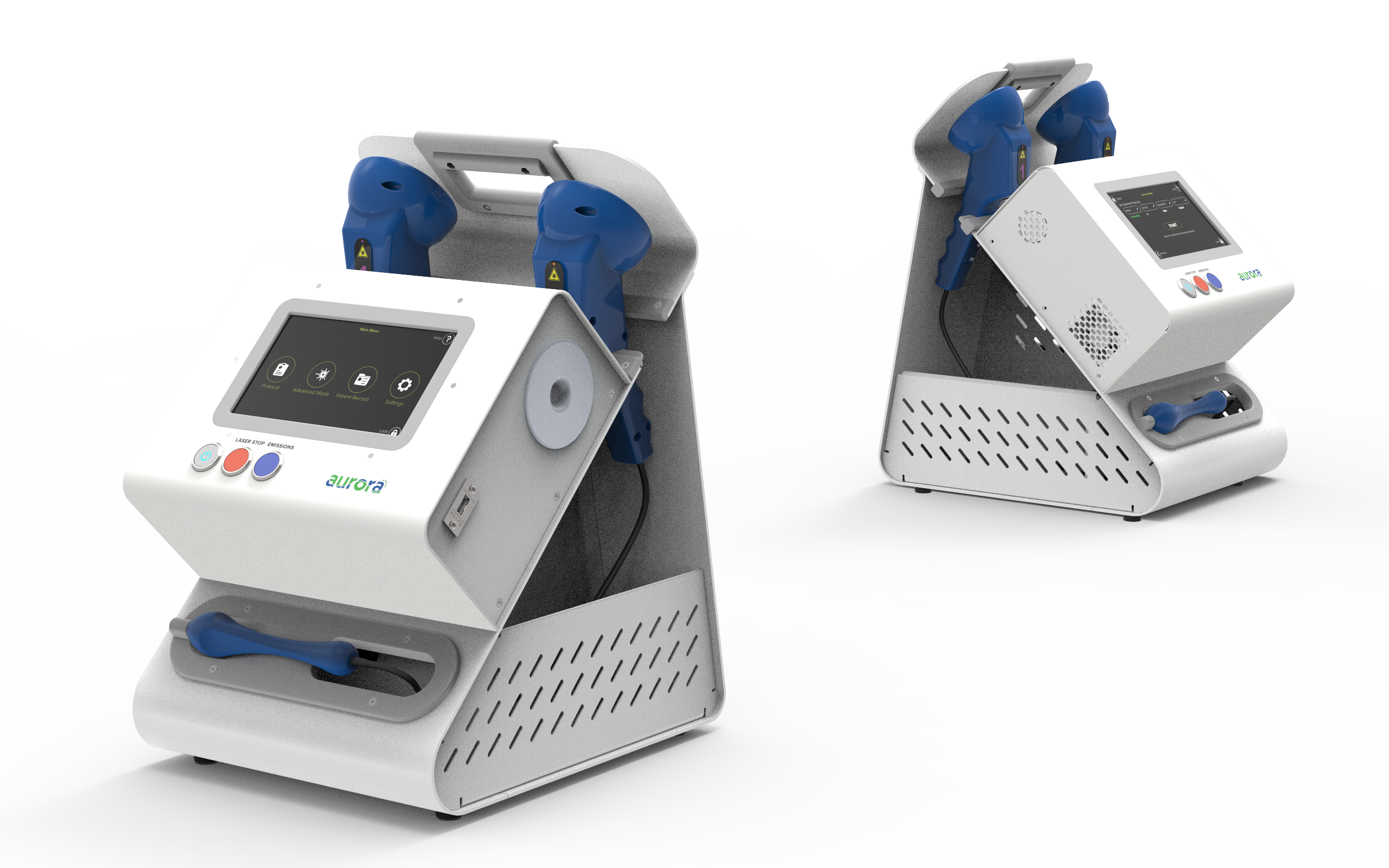 Respond Systems Laser Therapy Device: designing for longevity